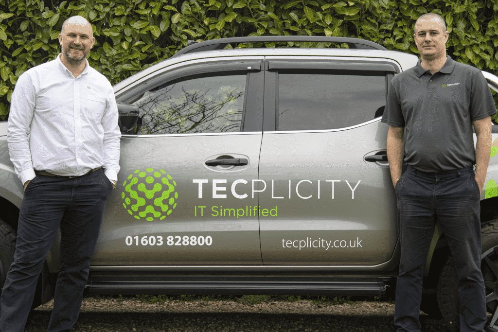 Tecplicity Truck